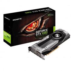 VC GIGABYTE NVIDIA GTX1080 N1080D5X-8GD-B - Placa video PC