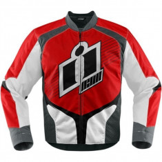 MXE Geaca moto textil Icon Overlord 2, rosu Cod Produs: 28203116PE - Imbracaminte moto