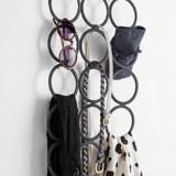 Umeras, cuier multifunctional pentru esarfe, fulare, cravate, curele - NOU