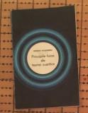 Principiile fizice ale teoriei cuantice  / Werner Heisenberg