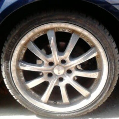 Vand sau schimb jante de 18'' cu 17'' - Janta aliaj Opel, 9, 5, Numar prezoane: 5, PCD: 100
