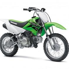 Kawasaki KLX110 '15 - Motocicleta Kawasaki