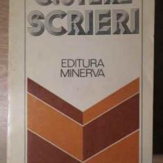 Scrieri - C. Stere, 387161 - Biografie