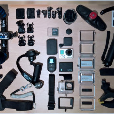 GoPro Hero3 Plus Black Edition - Camera Video GoPro Full HD Hero 3