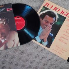 Muzica Clasica Altele cu Julio Iglesias & James Last(case de discuri :Polydor, CBS), VINIL