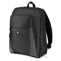 GEANTA NB. HP 15.6 ESSENTIAL BACKPACK - Geanta laptop HP, Rucsac, Nailon, Negru
