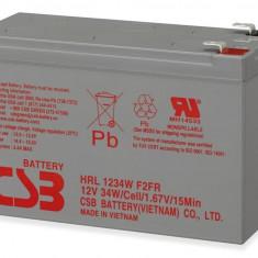 ACUMULATOR 12V 9AH CBS HRL1234W F2