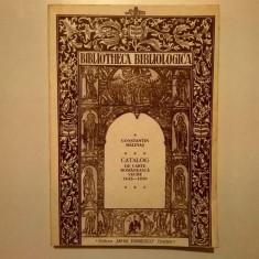 C. Malinas – Catalog de carte romaneasca veche 1643-1830 - Anvelope camioane