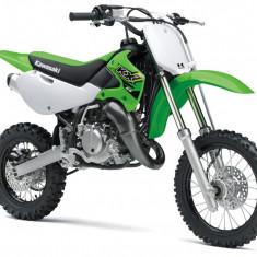 Kawasaki KX65 '17 - Motocicleta Kawasaki