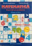MATEMATICA EXERCITII SI PROBLEME CLASA A IV-A - A. Arghirescu, F. Ancuta