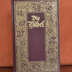 Carte- Biblia in limba germana - Die Bibel 1964, gravuri cupru, 225 ilustrate #390