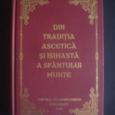 EFTIMIE ATHONITUL - DIN TRADITIA ASCETICA SI ISIHASTA A SFANTULUI MUNTE ATHOS - Carti ortodoxe