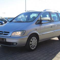 Opel Zafira 7 locuri, 1.8 benzina+GPL (gaz), an 2004, 185000 km, 1798 cmc