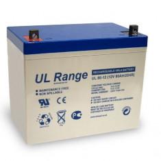 Acumulator VRLA ULTRACELL 12 V 50 Ah