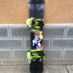 Placa snowboard DRAKE EMPIRE 161cm noua cu legaturi noi la alegere - Placi snowboard