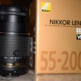 URGENT obiectiv Nikon AF-S DX NIKKOR 55-200mm f/4-5.6G ED VR II