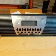 Radio cu Ceas si Alarma Grundig sonoclock 500 stereo - Aparat radio Grundig, Digital