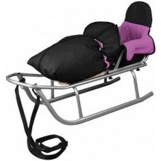 Sanie Rider cu Sac de dormit Speedy Mov Baby Dreams