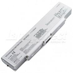 Baterie Laptop Sony Vaio VGN NR21S Argintie, 4400 mAh