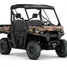 Can-Am Traxter XT HD10 Breakup Country Camo '17 - ATV