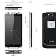 Oukitel k10000 map battery - Telefon mobil Utok, Negru, 16GB, Neblocat, Quad core, 2 GB