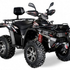 ATV Linhai DragonFly 500 S 4x4 - cadou cutie spate