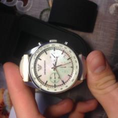 Ceas pentru femei Emporio Armani AR6011 - Ceas dama Armani, Mecanic-Automatic, Analog