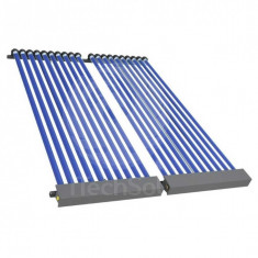 KSR 20 - panou (colector) solar cu tuburi vidate direct flow, calitate PREMIUM (tehnologie patentata, tuburi fabricate in Germania) - Panou solar