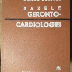 Bazele Geronto-cardiologiei - Mircea Dumitru ,387056