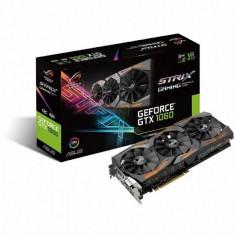 VC ASUS NVIDIA GTX 1060 6GB STRIX-GTX1060-6G-GAMING - Placa video PC