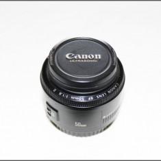 Obiectiv Canon 50mm f/1.8 - Obiectiv DSLR