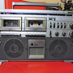 TEC RadioCasetofon Jvc AM FM SW LW f.puternic radio si casul totul functioneaza, 0-40 W