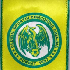 Fanion fotbal CS CONCORDIA CHIAJNA