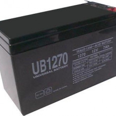 ACUMULATOR 12V 7AH B.B.