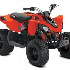 Can-Am DS 90 '17 - Quad