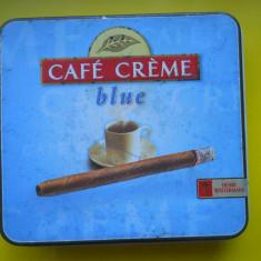 HOPCT CUTIE VECHE METAL TRABUCURI CAFE CREME BLUE 90/80 MM