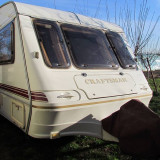 Rulota / Caravana Craftsman Superior 132 - cu cort - cu acte - Utilitare auto