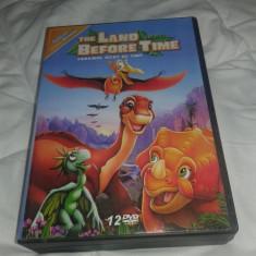 Land Before Time - Taramul uitat de timp - 12 DVD dublate in limba romana - Film animatie Altele