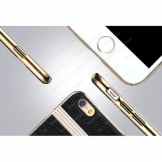 Husa policarbonat Remax cu suport auto Apple iPhone 7 - Husa Telefon Remax, Negru