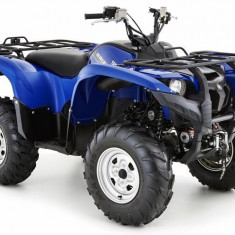 Yamaha Grizzly 550 '15 - ATV