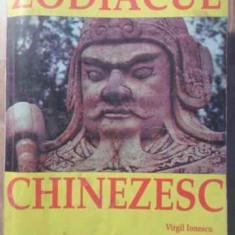Zodiacul Chinezesc - Virgil Ionecu, 387295 - Carti Budism