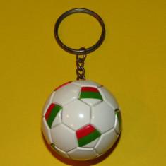 Breloc fotbal mingie
