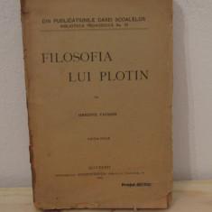 GRIGORE TAUSAN-FILOSOFIA LUI PLOTIN