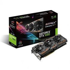 VC ASUS GTX1080 STRIXGTX1080A8GGAM - Placa video PC