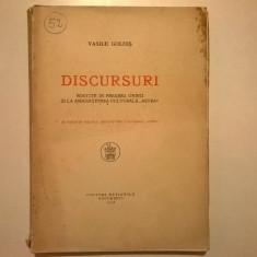 Vasil Goldis – Discursuri {1928} - Enciclopedie