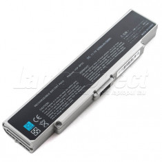 Baterie Laptop Sony Vaio VGN-Y argintie, 4400 mAh