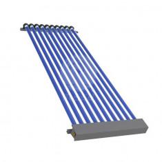 KSR 10 - panou (colector) solar cu tuburi vidate direct flow, calitate PREMIUM (tehnologie patentata, tuburi fabricate in Germania) - Panou solar