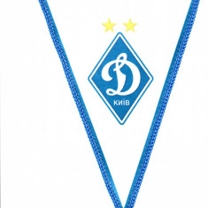 Fanion fotbal DINAMO KIEV (Ucraina)