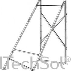 Suport montaj pentru acoperisuri plane si terase ITS10