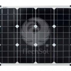 Panou solar fotovoltaic monocristalin 50W ITS